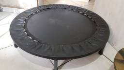 Mini cama elastica trampolim