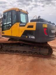Título do anúncio: Escavadeira Volvo EC140