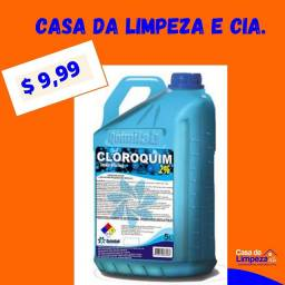 Cloro 5 L , lava louça 5L, desifetante 5L