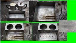 Título do anúncio: Cafeteira Elétrica profissional  Esterilizador 2 Bule