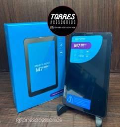 Tablet Multilaser com Chip M7 3G