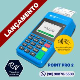 Point Pro2 A Máquina De Cartão Do MP Nfc E Bobina