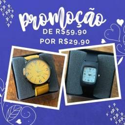 Título do anúncio: Relógio masculino R$29,90