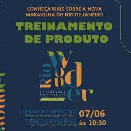 Porto Maravilha,Lazer total