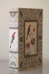 Caixa secreta, disfarçada de livro antigo :)