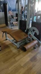 Título do anúncio: Mesa flexora para sua academia musculação