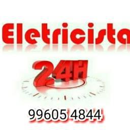 Título do anúncio: Eletricista 24 horas estamos com uma equipe de profissionais à sua disposição cliente