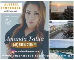 Título do anúncio: Aluguel de temporada em Meia Praia / Itapema - SC