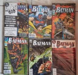 Título do anúncio: Batman 5ª Série Abril
