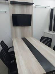 Título do anúncio: Mesa com painel