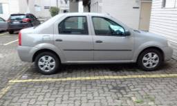Título do anúncio: Renault Logan Expr 2009/2010 1.6 Flex Bege