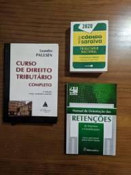 Livros de Direito Tributário