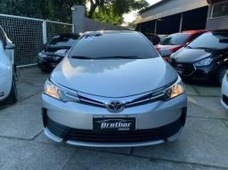 Toyota Corolla 2018   Com GNV
