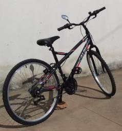 Título do anúncio: Bicicleta Caloi 21 Velocidades Seminova