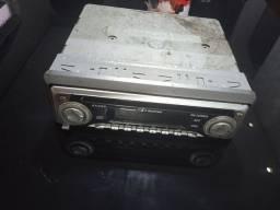 Título do anúncio: Vendo rádio de carro cd/ MP3 player