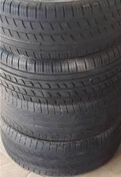 Vendo pneus remolds usados