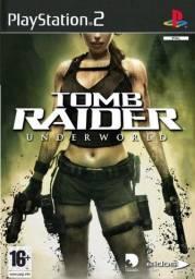 Lara Croft Tomb Raider ? Underworld Jogo Ps2 e Mais... Digital.