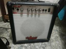 Amplificador De Contra Baixo 40w Lec's Usado Poucas Vezes