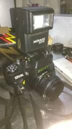 Câmera antiguidade
