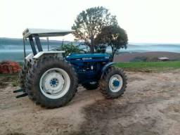 Trator ford 7630 new holland 55 mil
