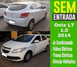 Onix LT 1.0 - Sem entrada - 2014