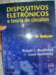 Livro engenharia/técnico Dispositivos Eletrônicos R$ 85,00