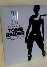 Tomb Raider Livro - 20 Years of Tomb Raider - N0VO