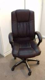 Cadeira de luxo presidente