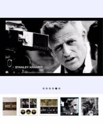 Box cinema importado Stanley Kramer clássicos Hollywood. 6 dvds