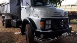 Vendo ou troco MB2213 ano 82 Truk caçamba - 1982
