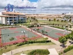 Venha se encantar com o Golf Ville Resort Residence Porto das Dunas Apartamento 3 quartos