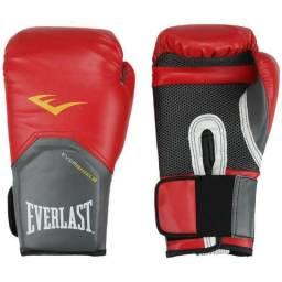 Luvas de Boxe Everlast Pro Style Elite 14 OZ 0233878e25cd0