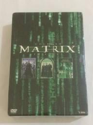 Coleção Matrix Trilogia - Box Com 03 DVDs [ Original, Novo e Lacrado ]