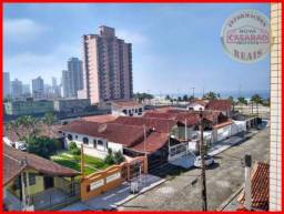 Apartamento com 1 dormitório à venda, 62 m² por r$ 150.000 - vila caiçara - praia grande/s