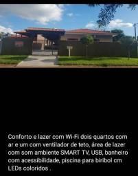 Alugo Casa temporada em Martinópolis