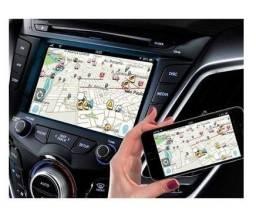 Espelhamento de celular IOS / Android Central Multimidia