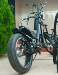 Bicicleta Chopper Única