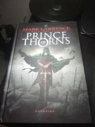 Prince of Thorns (Português) Capa dura (Usado)