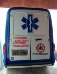 Ambulância Montana 2010/ Troca ou Venda - 2010