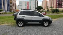 FIAT IDEA AVENTURE 1.8 COMPLETA PRATA MANUAL 2 Dono - 2011