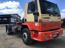 Ford Cargo 4432/2006 4x2 ,trabalhando,preço p vender!!! - 2006