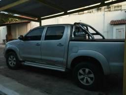 Hilux gasolina gnv 5° geração - 2010