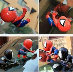 Enfeita de parabrisas homem aranha