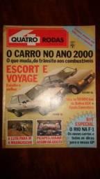 Quatro Rodas Março 1987