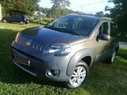 Fiat Uno Way Completo - 2012