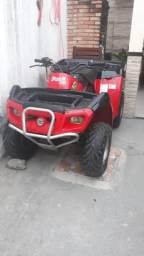 Quadriciclo bombardier - 2003