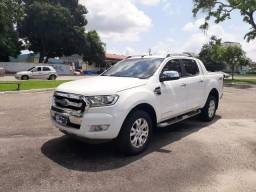 Ford Ranger Limited 3.2 ano 2017 Completa - 2017