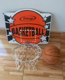 Kit basquete cesta
