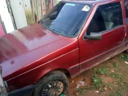 Carro Fiat uno - 1999