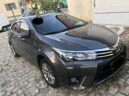 Corolla XEI com GNV - Único dono - 2017